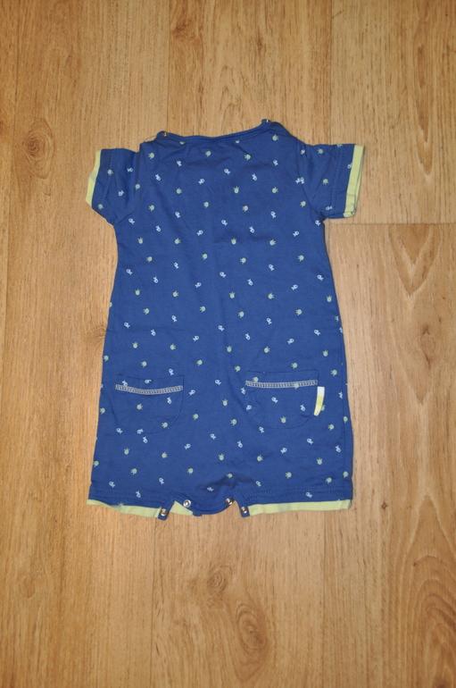 Одежда для мальчиков до 1 года
