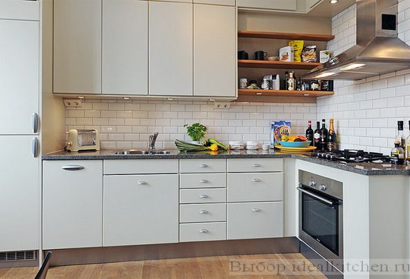 Фартук на кухне с подсветкой своими руками фото 720