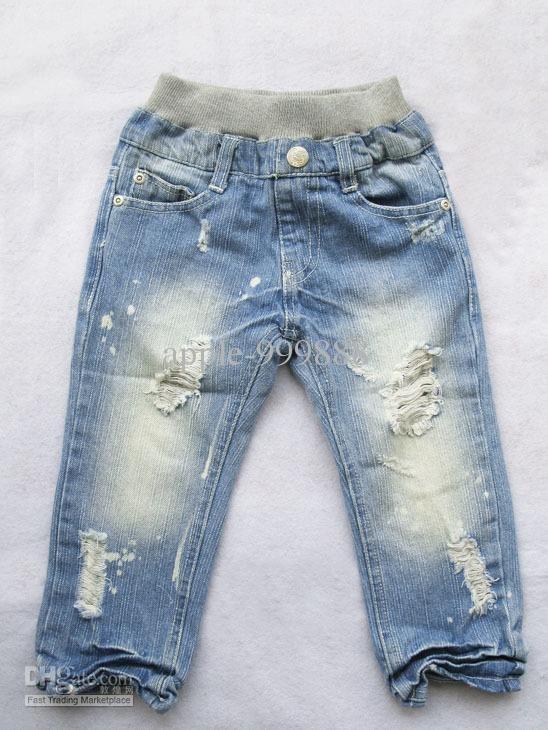 детский джинсы мальчик