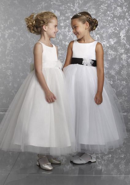 Детское платье как сделать пышным