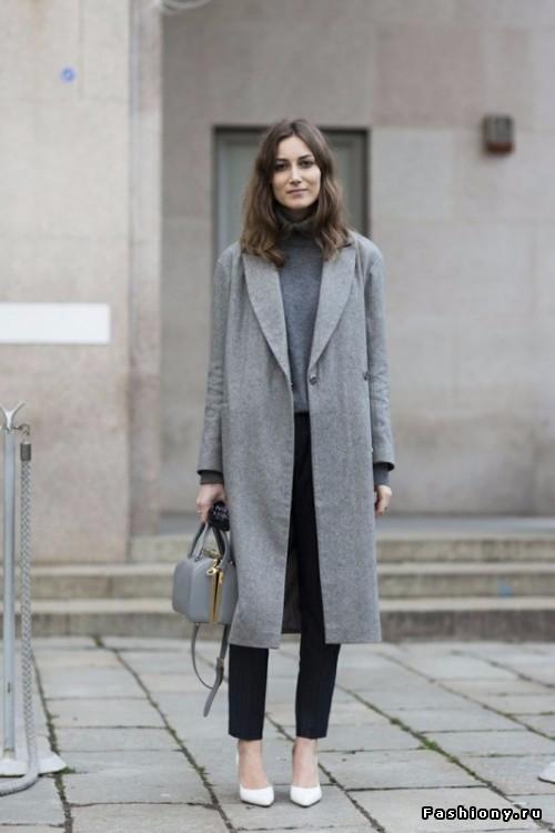 6df6e62bc4e Где купить длинное серое пальто в Москве  - запись пользователя ...
