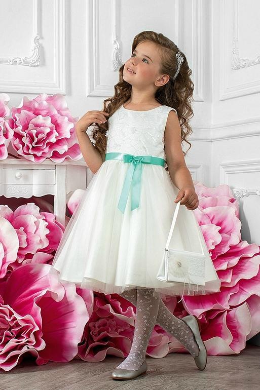 Картинки платья для девочек на новый год
