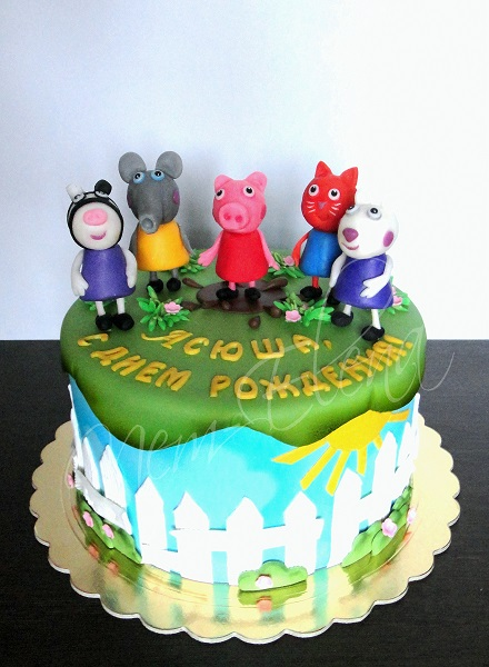 Необычный но простой торт фото 10