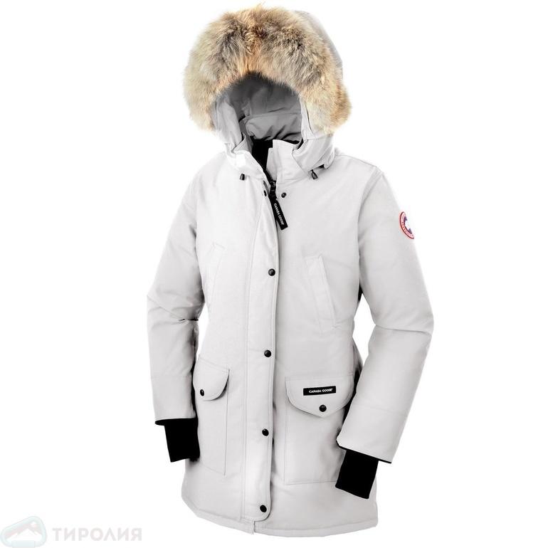 Trillium parka canada goose куртка пуховая женская купить очки дольче габбана