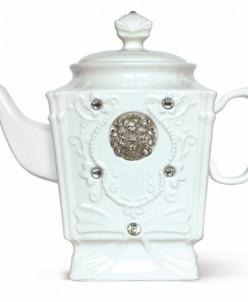 """Чай Хайтон в керамическом чайнике """"Барокко"""""""