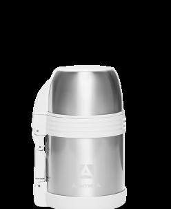 Термос с широким горлом, универсальный 800мл