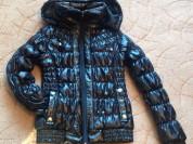 Новые куртки на девочку, рост -158-164