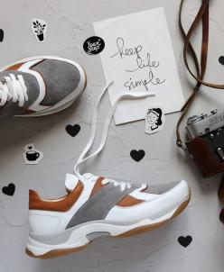 Стильные кроссовки. New Collection 19