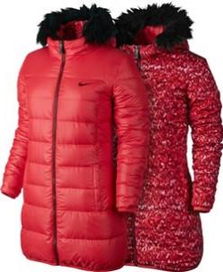 NIKE Куртка женская NIKE ALLIANCE TD JKT-550 HOOD