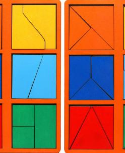 Сложи квадрат Б.П.Никитин 1ур. (мини)
