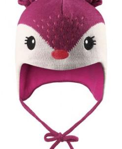 lassie зимняя шапка на флисе