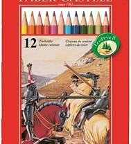 Карандаши Faber-Castell Classic Colour Pencils 12