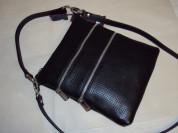 Новая кожаная мужская сумка Gaude