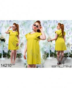 Легкое летнее платье - 14210