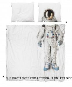 Комплект постельного белья Астронавт, 2-х спальный