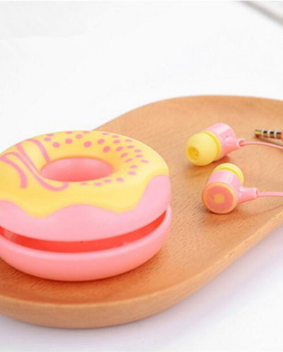 Наушники «Пончик»