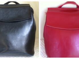 Рюкзак-сумка трансформер. Натуральная кожа