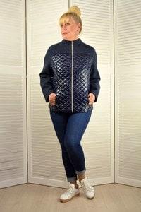 Куртка-жакет стеганная с карманами - Модель 18290