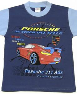 "Футболка ""Porsche"""