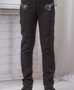 Школьные штаны для девочки sh4