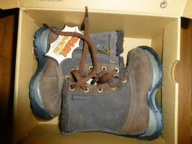 сапоги / ботинки зимние Timberland, р.7М (США)