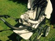 детская коляска Emmaljunga Edge Duo Combi 2 в 1