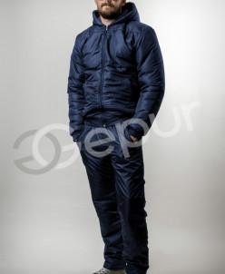 Мужской утепленный костюм Gepur
