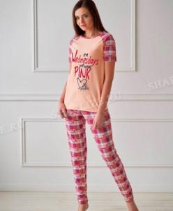 Костюм (футболка+брюки)