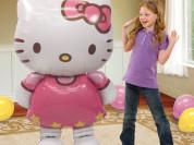 """Ходячий шар """"Hello Kitty"""" б/у."""