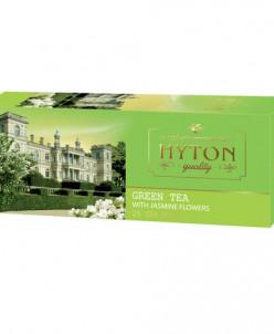 Чай Хайтон  Зеленый с жасмином (25 пак.x1.8г).