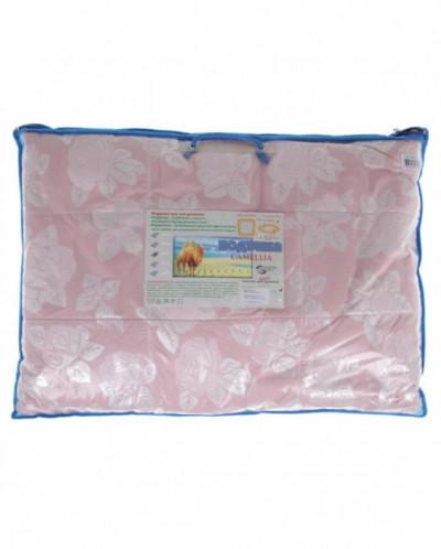 Подушка стеганная Cаmellia 50*70 см, верблюжья шерсть, лузга