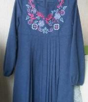 Нарядное милое платье Флер де ви р.128