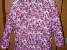 Зимнее пальто Lappi Kids  134 см