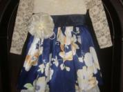 Нарядное платье д/д.Размер 110.