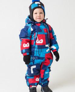 Комбинезон зимний мальчик Крокид Crockid зима 19-20