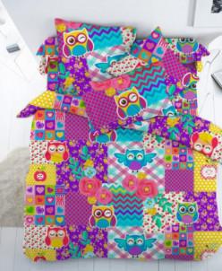 02.20. 13083-1 Цветные совушки 1,5 сп. детские