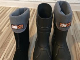 Новые сапоги из ЭВА Дюна Junior