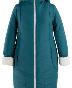 05-1345 Куртка зимняя (Синтепон 300) Плащевка Изумруд