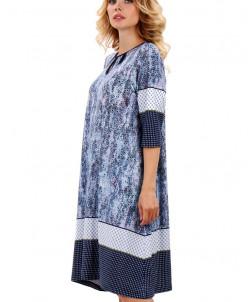 Платье 52-537К Номер цвета: 752