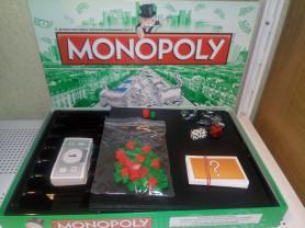 Игра классическая монополия