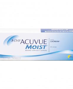 1-Day Acuvue Moist 180 линз в упаковке
