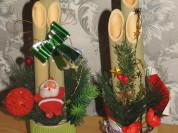 Подсвечники новогодние