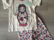 пижама Матрёшка от Модамини