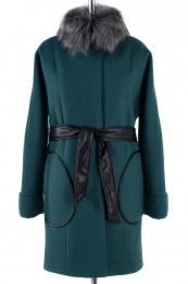 Пальто женское утепленное (пояс) Кашемир
