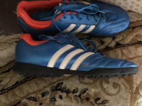 Adidas шиповки р 38