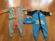 Бу одежда на мальчика р.0-6 мес next, mothercare