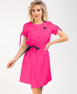 Платье 220/4 малиновый