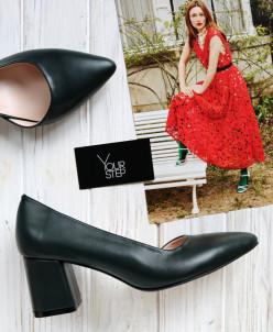 Кожаные элегантные туфли. NEW 2019!