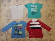 Пакет вещей на мальчика р.86-92(15 вещей)