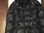 пуховики, пуховое пальто reebok